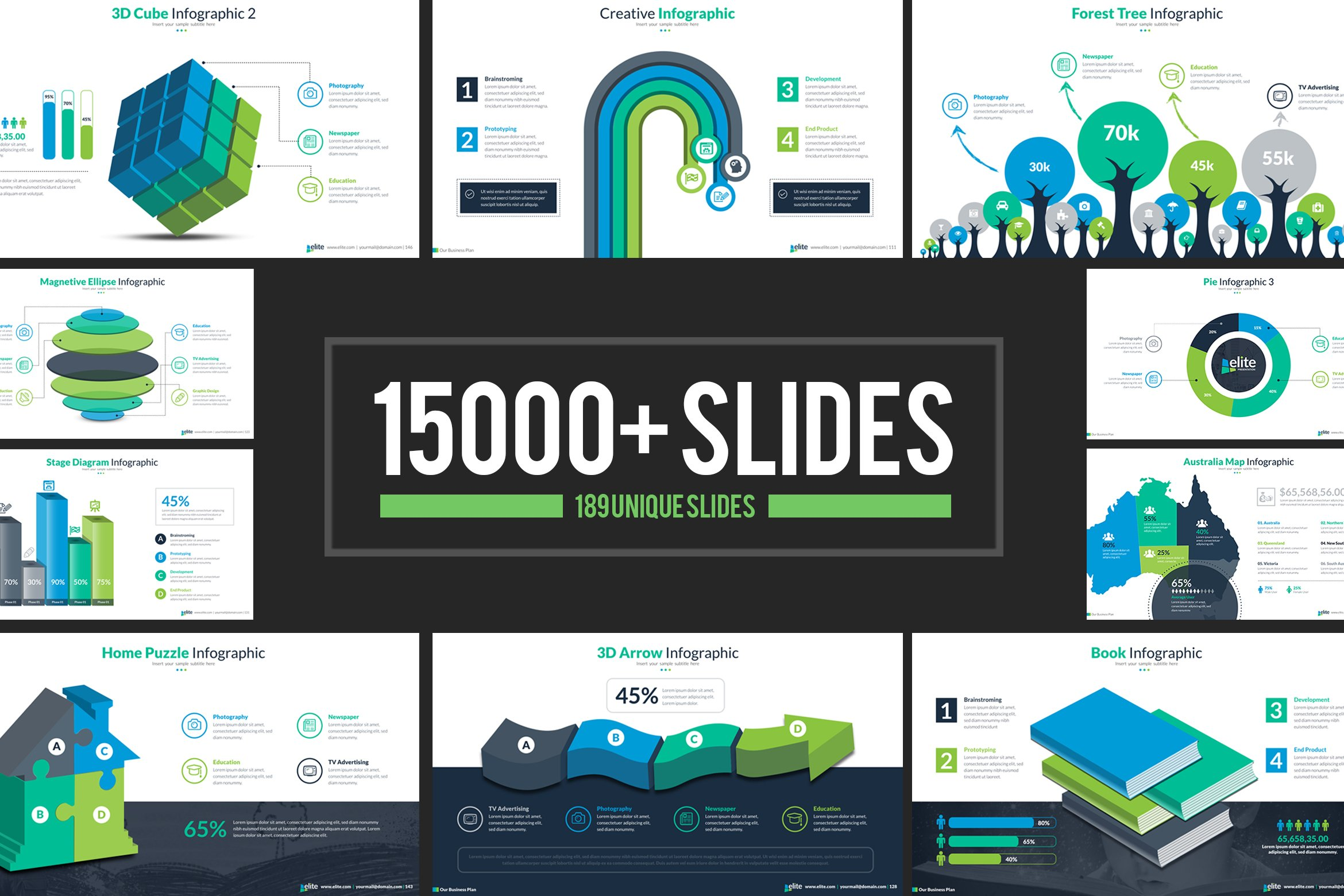PowerPoint Presentation Template ~ Presentation Templates ~ Creative ...
