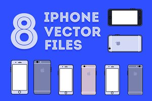 Apple iPhone Vector Files