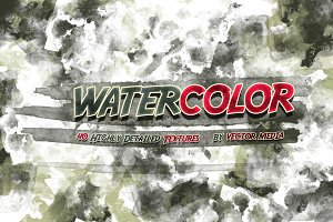Watercolor Pack