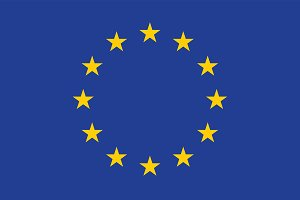 Vector of European Union flag.