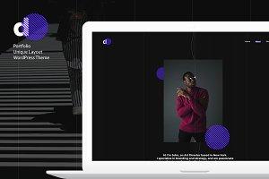 Duom - Creative Portfolio WP Theme