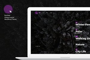 Quam - Creative Portfolio WP Theme