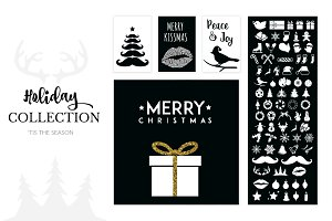 Christmas Icons Holiday Collection