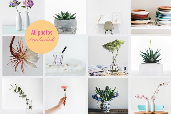 COLORFUL Instagram Stories in Instagram Templates - product preview 4