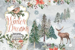 Winter Dreams design