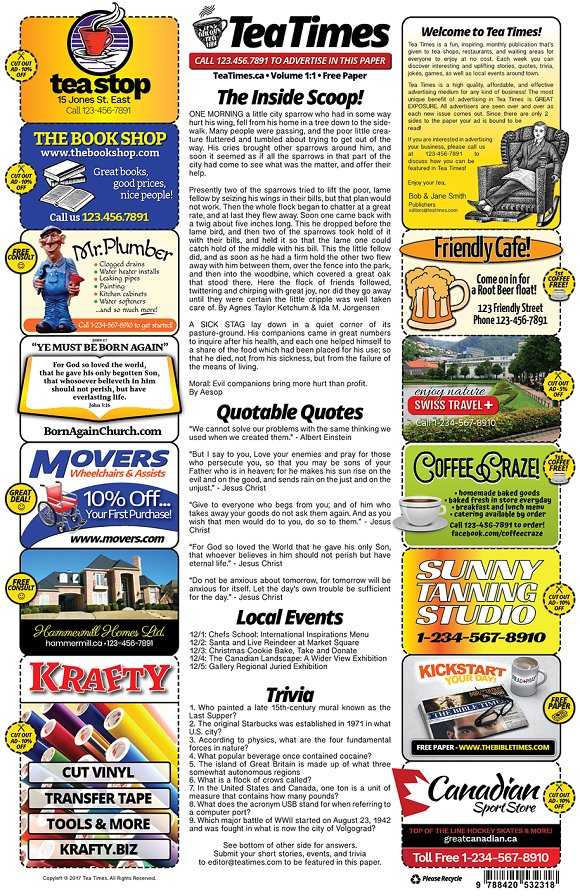 2 page newspaper template flyer templates creative market