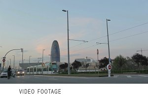 The Torres Agbar timelapse.