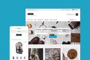 Latest - eCommerce + Magazine Theme