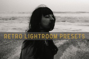 5 Retro Lightroom Presets