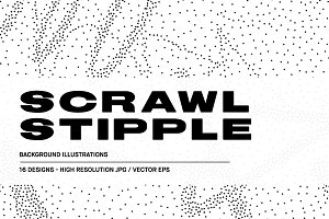 Scrawl Stipple