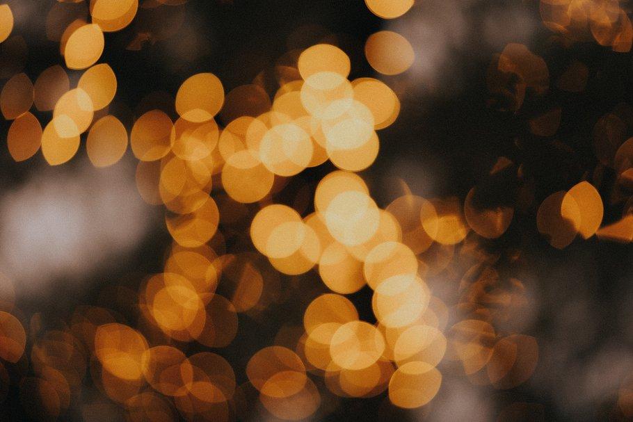 blurred christmas lights holidays - Blurred Christmas Lights