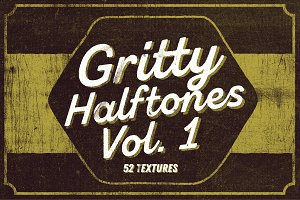 Gritty Halftones Vol. 1
