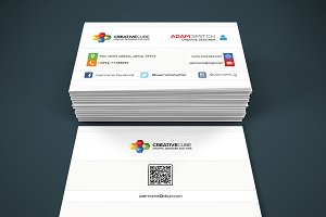 Simple Creative Business Card