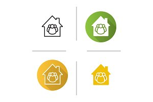 Shared ownership icon