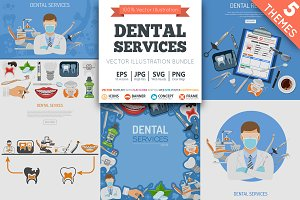 Dental Services Themes