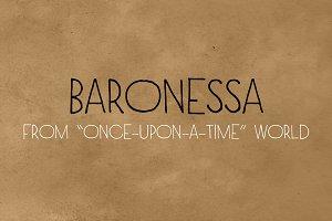 Baronessa Font