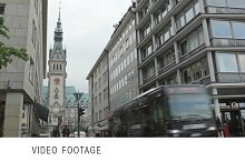 Hamburg time lapse.