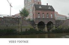 River view.  Hamburg