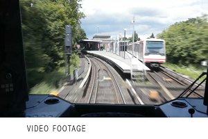 Railway timelapse.