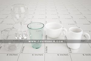 Glasses and Mugs