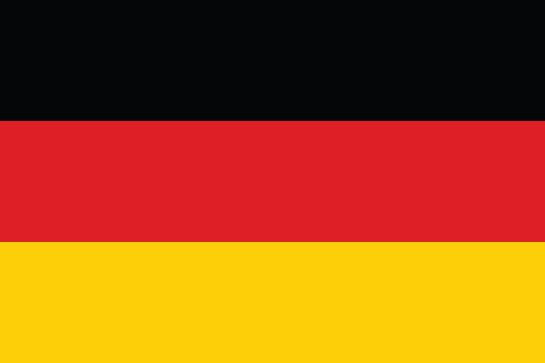 Vector of German flag. ~ Icons ~ Creative Market