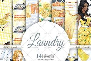 Laundry Digital Paper