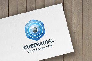 Cube Radial Logo