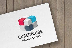 Cube in Cube Logo