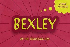 Bexley - Comic Typeface