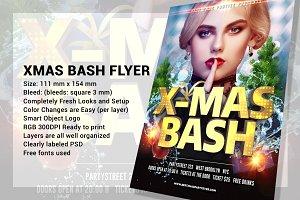 Xmas Bash Flyer