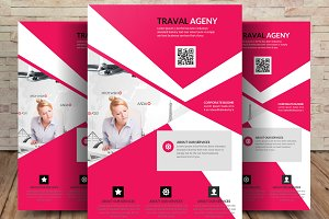 Traval Ageny Flyer