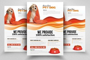 Pet Shop FlyerTemplates