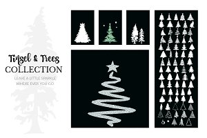 Christmas Trees Font