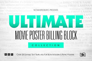Ultimate Billing Block Collection