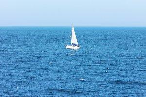 Photo Blue Sea Yacht