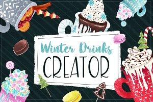Winter Drinks Creator