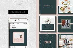 Norah Social Media Pack