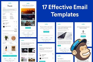 17 Email Marketing Templates