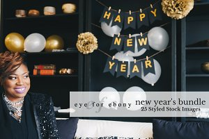 New Year's Photo Bundle