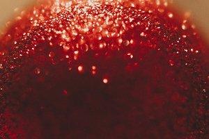 Red Glitter #2
