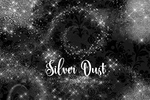 Silver Dust Overlays