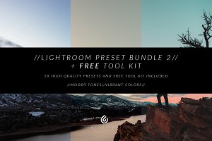 Lightroom Presets //BUNDLE 2//