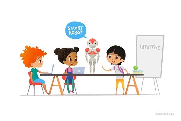 Robotics and programming for kids