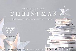 SCANDINAVIAN BUNDLE. CHRISTMAS