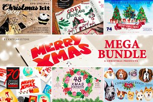 xmas MEGA BUNDLE