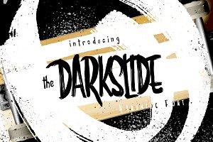 DarkSlide Font