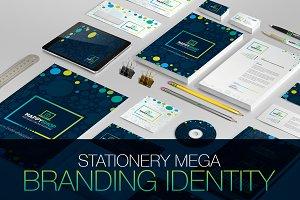 Business Mega Branding Identity
