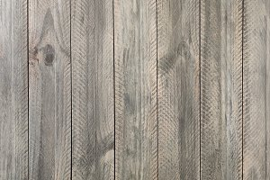 Gray rustic wooden background