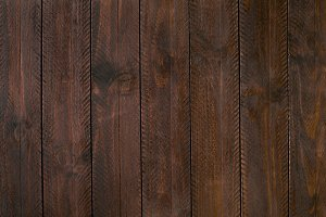 Dark rustic wooden background