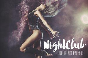 Nightclub Party Lightroom Presets